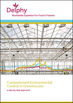 Cover Computerised Environmental Control in Greenhouses