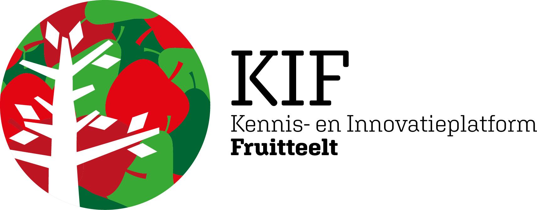 logo KIF Fruitteelt